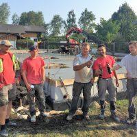 Schmidlechner Bau Baugrubensicherung Pilotierung (1)