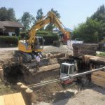 Schmidlechner Bau Baugrubensicherung Pilotierung (16)
