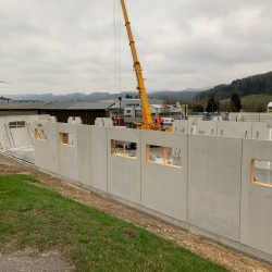 Bauhof SPR Referenz Schmidlechner Bau