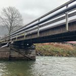 Moserbrücke vor Abbruch (2)