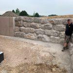 Referenz Steinmauer Schmidlechner Bau (1)