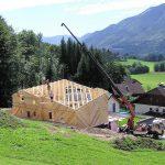 Rohbau Holzbau Salzburg Schmidlechner