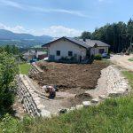 Steinmauer Referenz Schmidlechner Bau