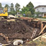 Schmidlechner Bau Baugrubensicherung Pilotierung (12)