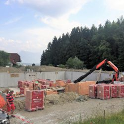 Schmidlechner Bau Baugrubensicherung Pilotierung (3)
