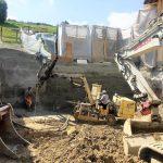 Schmidlechner Bau Baugrubensicherung Pilotierung (5)