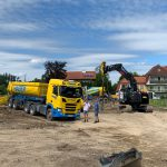Pfahlgründung Billa Oberndorf Schmidlechner Bau (2)